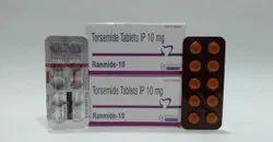 Torsemide 10 Mg Tablet