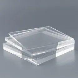 Clear Cast Acrylic Sheet