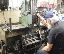 Hydraulic Machine Repairing Services, Pan India
