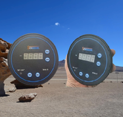Sensocon Digital Differential Pressure Gauge Modal A1001-02