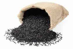 Black Sesame Seeds, 8%, Packaging Size: 25kg