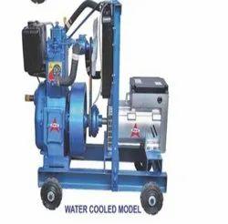 7.5 KVA Water Cooled Diesel Generator Set