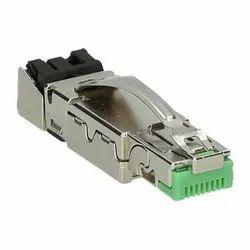 Industrial Profinet Male Connector Rj45