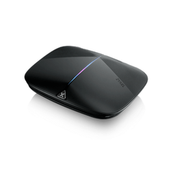 Wired Black Zyxel Wifi Router, Ac2600 (800+1733 Mbps)