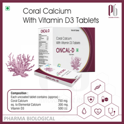 Oncal-D Tablets