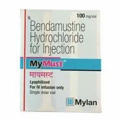 Mymust Mylan Bendamustine Hydrochloride for Injection