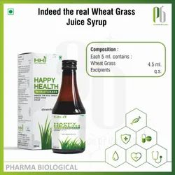 HHI Wheat Grass Syrup