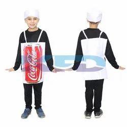 Food Object Costume Coca Cola, Frooti, Maggi, Burger, Pizza, Lays, Kit Kat, , Dairy Milk,