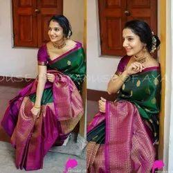 Soft Traditional Kanjivaram Silk saree
