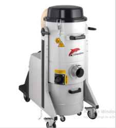 Delfin Atex Certified Industrial Vacuum Cleaners Solutions