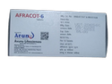 Afracot-6 Deflazacort -6mg