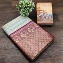 Traditional Kanjivaram Silk Saree