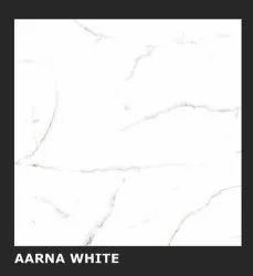Aarna White Digital Ceramic Wall Tile, Size: 60*120cm