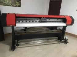 Lans Technologies Eco Solvent Flex Printing, Print Speed: 36 Sqmtr Per Hour Single Head, Printing Resolution: HD