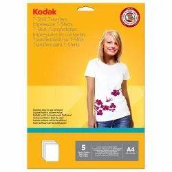 High Quality Cotton T shirt Light Transfer Paper