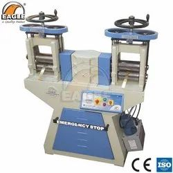 Eagle Sheet Double Head Rolling Mill For Jewellery Making Machine