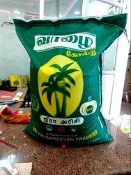 Green Valai Jeera Rice, Packaging Type: Plastic Bag