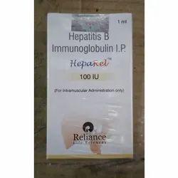 Hepatitis B Immunoglobulin I.P