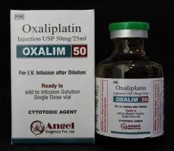 Oxaliplatin Injection USP 50mg / 100mg