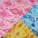 Gold Printed Cotton Fabric
