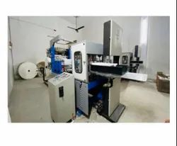 Double Printing Double Embossing Tissue Making Machine