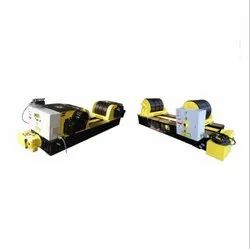 Conventional Roller Beds with Motorized Leadscrew