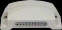 Outdoor RPoE Switch with Fiber Uplink