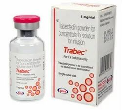 Trabec Trabectedin (1mg) Solution for Infusion