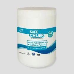 Odor Control Sanitation Tablets