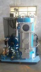 Oil & Gas Fired 850 Kg/Hr Instant Steam Generating Boiler