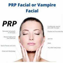 Vampire Face Lift