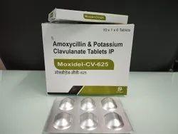 Amoxycillin Trihydrate 500, Clavulanic Acid 125