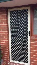 Aluminium Grill Door and window