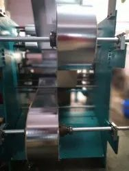Automatic Roll To Roll Paper Lamination Making Machine