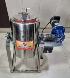 Butter Churner 20 Litre Electrically Operated