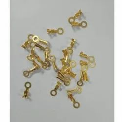Max Part Number: 0004 Brass Ring Terminal, Size: 20 Mm