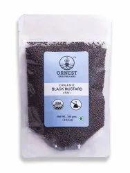 ORNEST Black Organic Mustard / Rai