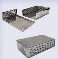 SS Vial & Ampoule Boxes