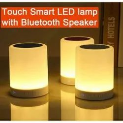 Portable Bluetooth Speaker With Lamp