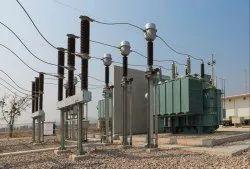 Onsite Electrical Power Station Setup Works