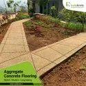 Exposed Aggregate Concrete Flooring