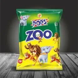 Pops Zoo Salted Snacks