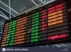 Flight Information Display System
