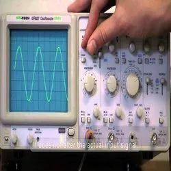 Oscilloscope Calibration Service