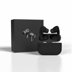 AirPods Pro Black Wireless Earbud with Charging Case