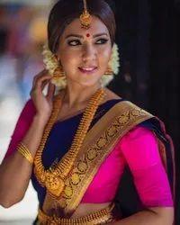 South India Wedding Saree