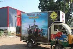 Road Side Food Truck