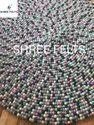 Wool Felt Balls Carpets/Rugs