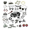 Steering Knuckle Seal Kit For Willys MB Ford GPW CJ3D CJ-2A Replacement Auto Spare Parts Jeep Body