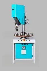 Auto Rotary Ultrasonic Welding Machine